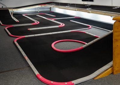 Notre piste indoor Kyosho mini-Z